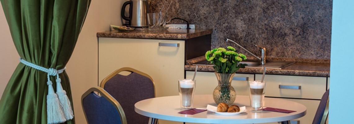 Suite apartments