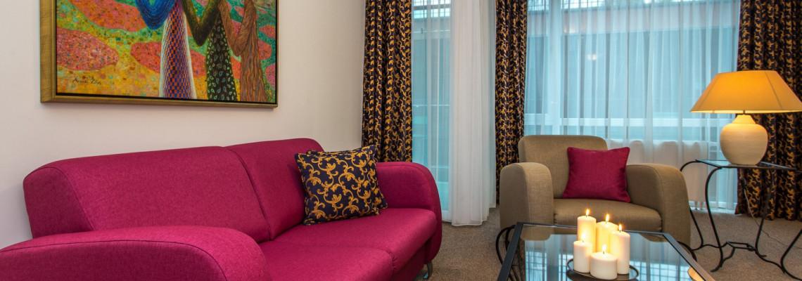 Liukso apartamentai